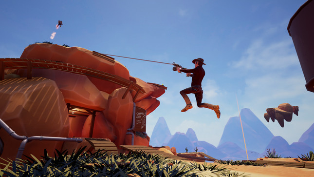 Kiwi competitive FPS Sky Noon is up for a SXSW award