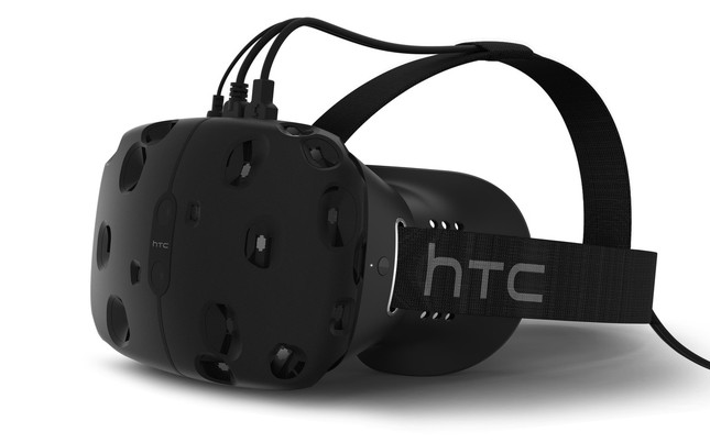 Valve and HTC unveil Vive VR headset