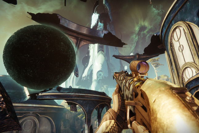 Destiny 2 players have glitched into the upcoming raid