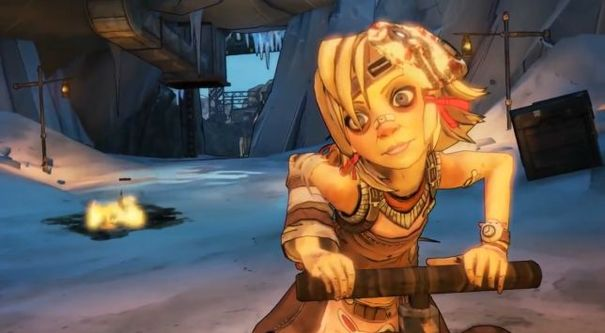 Fans claim Borderlands 2's Tiny Tina is racist
