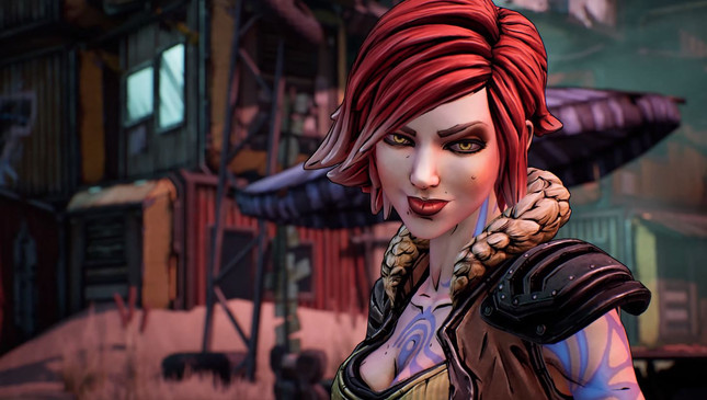 Did Borderlands just leak its own release date?