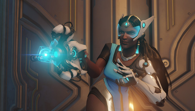 Overwatch getting new Symmetra abilities, team features