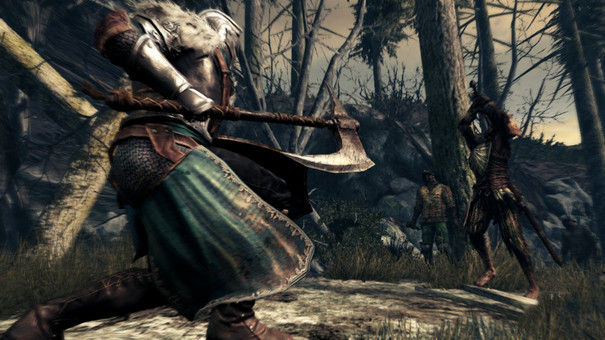 Namco dates Darks Souls II PC edition