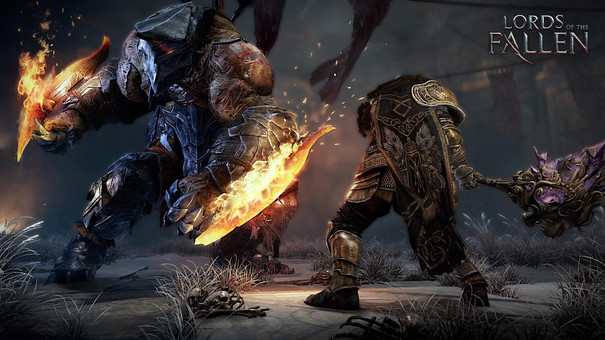 Dark Souls-style ARPG Lords of the Fallen coming October