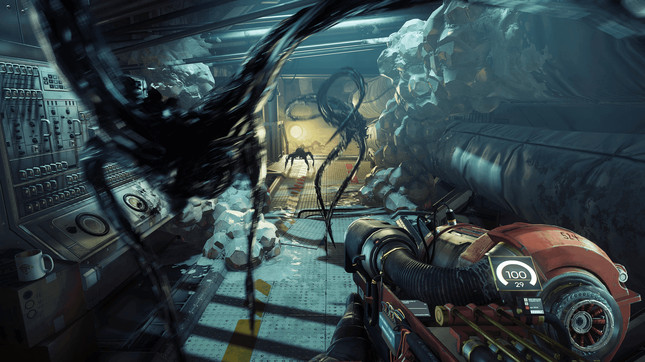 Top-shelf immersive sim Prey now has PS4 Pro support