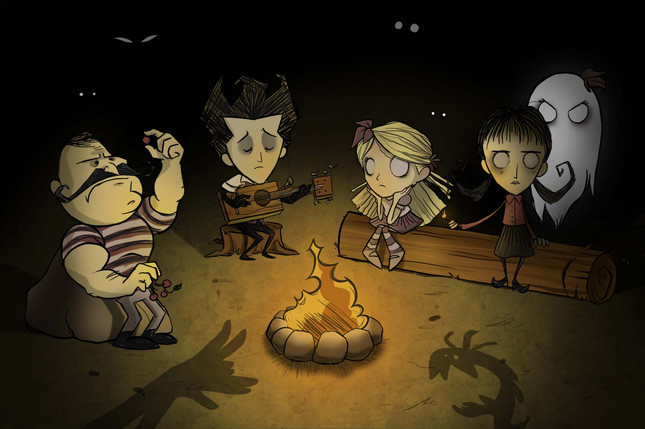 Monday Briefing: Don't Starve Together, Blood Bowl 2