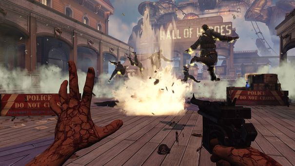 BioShock Infinite delayed another month