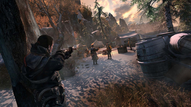 Assassins Creed Rogue on PC supports eye-tracking tech
