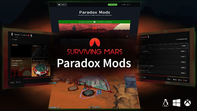 Paradox Interactive launch mod platform for Xbox One and PC