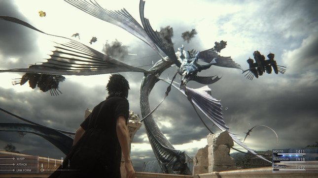 Final Fantasy XV delayed, DLC not cut content