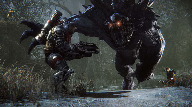 PS4 update causes console lock-ups, kills Evolve alpha