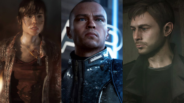 Quantic Dreams' PlayStation exclusives are coming to PC