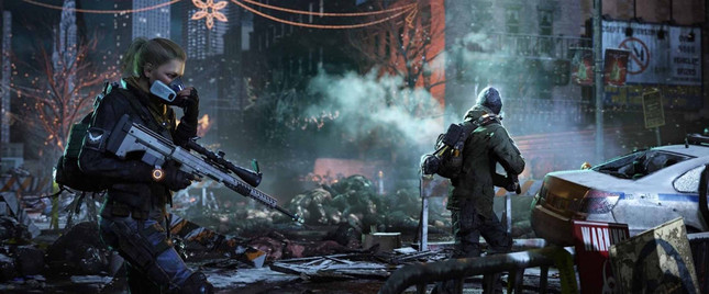 Deadpool 2 director to helm The Division film