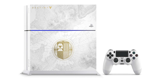 Limited edition Destiny: The Taken King PS4 announced