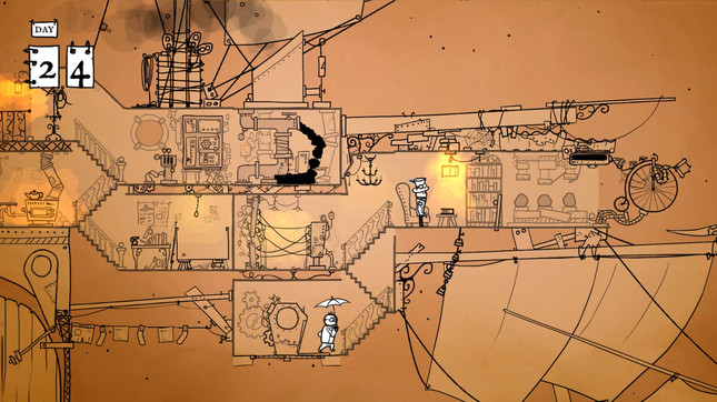 Kiwi co-op steampunk puzzle-adventure 39 Days to Mars to set sail April 25