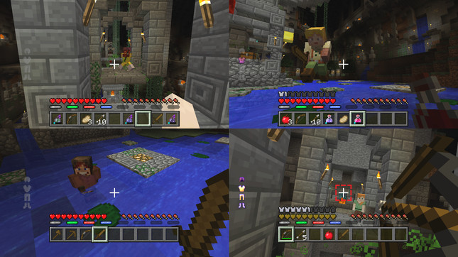 Minecraft is getting an official PvP arena minigame