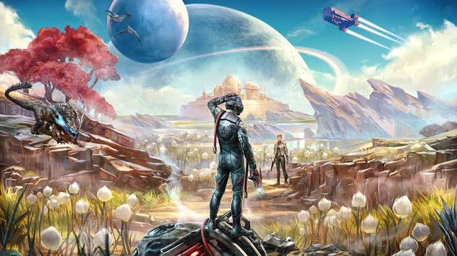The Outer Worlds on Nintendo Switch releasing March