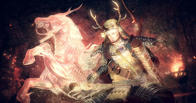 Get mixed up in a wintry castle siege in the next Nioh DLC
