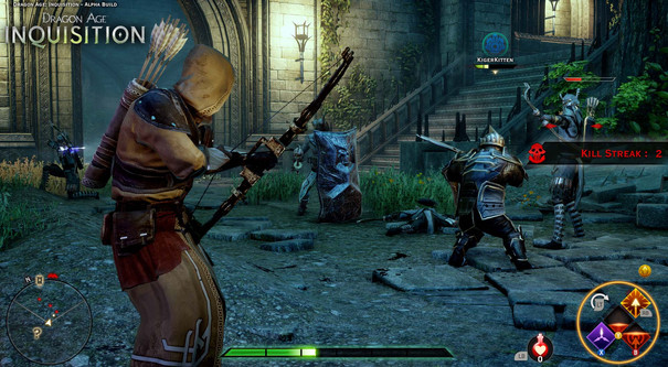 Dragon Age: Inquisition features a four-player co-op multiplayer mode