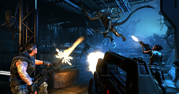 Gearbox lost millions developing Aliens: Colonial Marines