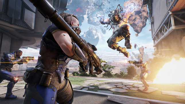 Cliffy B's Lawbreakers might go free-to-play