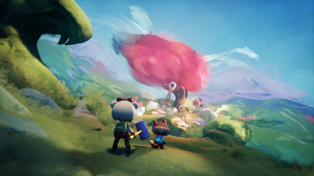 Media Molecule's Dreams is finally getting a beta
