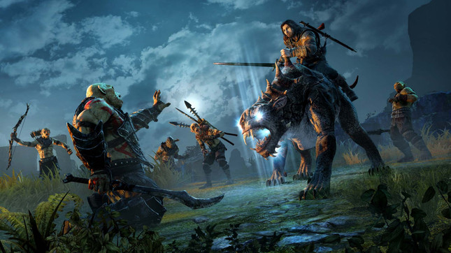 Shadow of Mordor's Lord of the Hunt story DLC launches