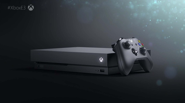 Xbox One X launches November 7 for AU$649