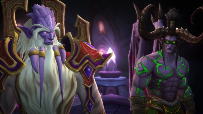 Days are numbered for some of WoW's Legion activities