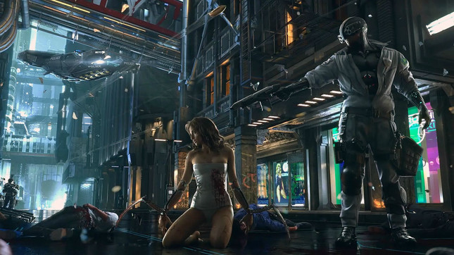Rumour: CDPR's Cyberpunk 2077 to release 61 years early