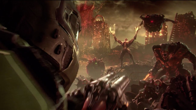 Doom Eternal gameplay reveal coming to Quakecon