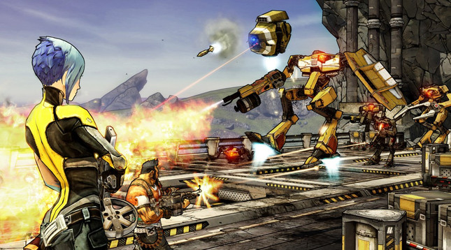 Take-Two delays a game that is almost certainly Borderlands