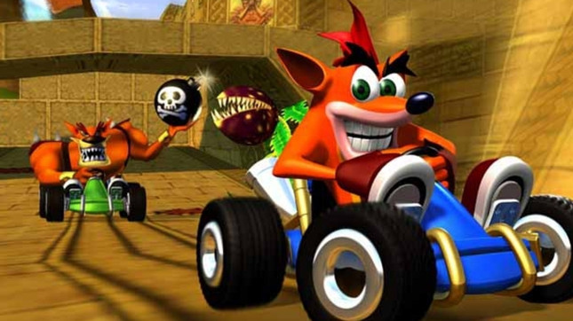 Rumour: There's a Crash Team Racing announcement incoming