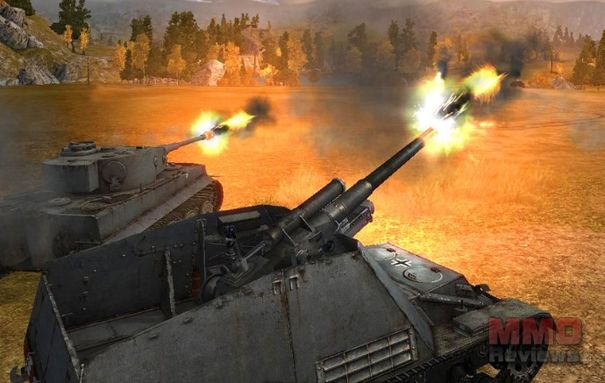 World of Tanks now has its own eSports league