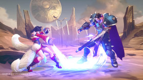 Riot announces new tactical FPS, fighting game & more