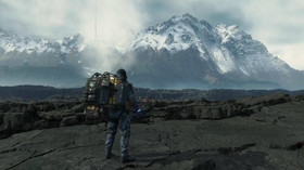 Massive chunk of Death Stranding gameplay shown at TGS