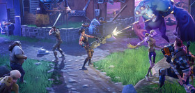 Epic accidentally enables Fortnite PS4/XO cross-play