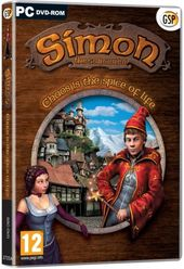 Simon the Sorcerer: Chaos is the Spice of Life box art