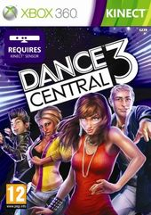 Dance Central 3 box art
