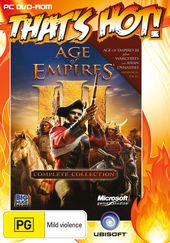 Age of Empire III complete