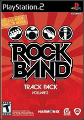 Rock Band Track Pack Vol 2 box art