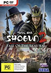 Total War: Shogun 2 Fall of the Samurai box art