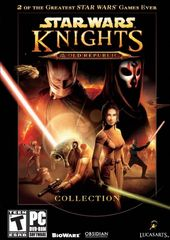 Star Wars Knights Of The Old Republic Collection box art