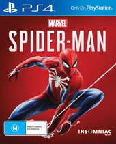 Marvel's Spider-Man box art
