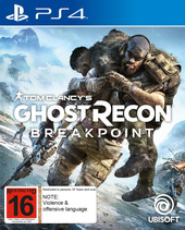 Tom Clancy's Ghost Recon Breakpoint box art