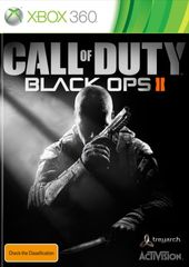 Call of Duty: Black Ops II box art