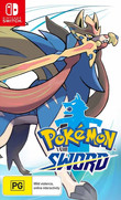 Pokemon Sword box art