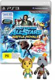 PlayStation All-Stars Battle Royale box art