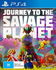 Journey to the Savage Planet box art