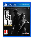 The Last of Us Remastered box art